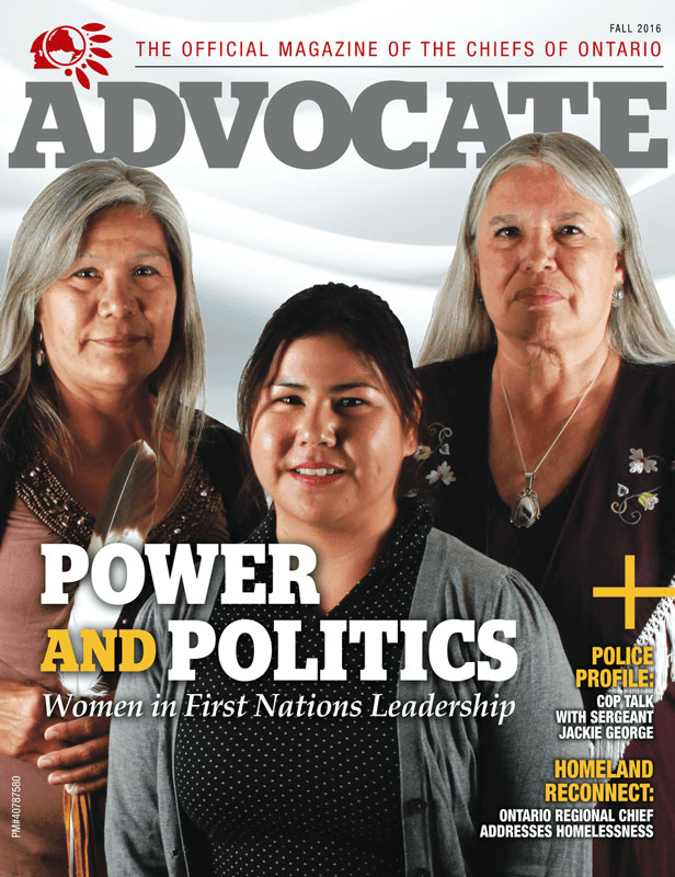 Click to view Issue 1 of The Advocate