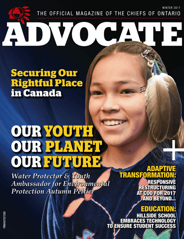 Click to view Issue 2 of The Advocate