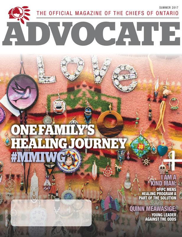 Click to view Issue 3 of The Advocate