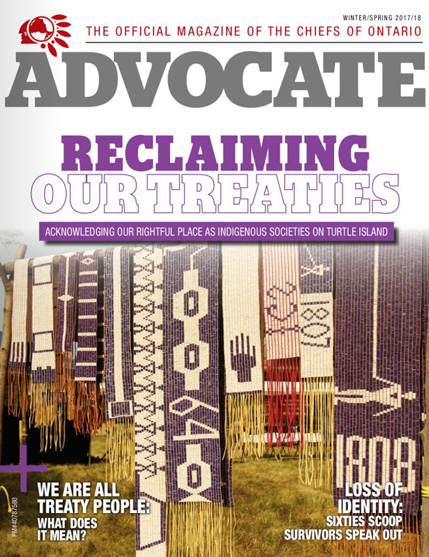 Click to view Issue 4 of The Advocate