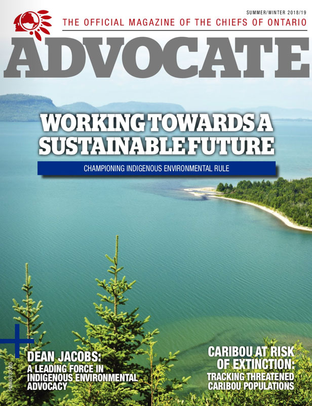 Click to view Issue 5 of The Advocate
