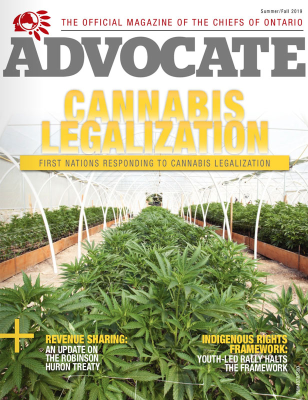 Click to view Issue 6 of The Advocate