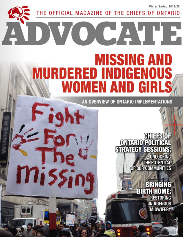 Click to view Issue 7 of The Advocate